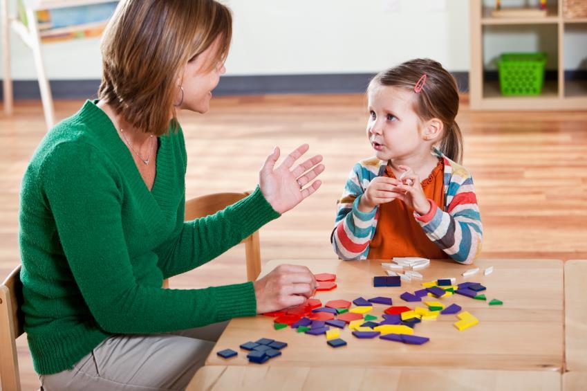 terapia con niños